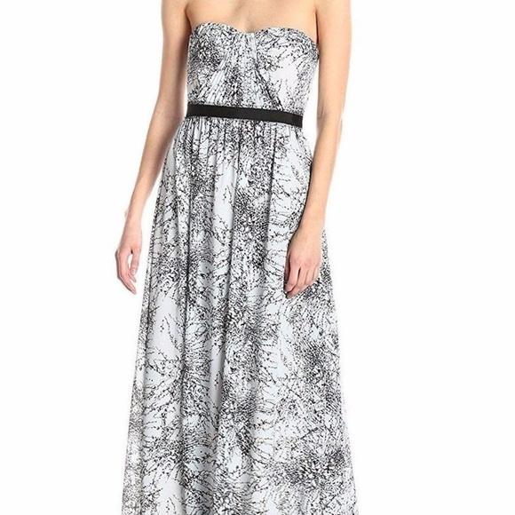 315ee1d79670f BCBGMaxAzria Dresses | Bcbg Max Azria Lt Dove Comb Amber Maxi Dress ...